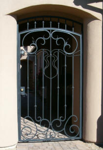 iron security design gate phoenix arizona scottsdale